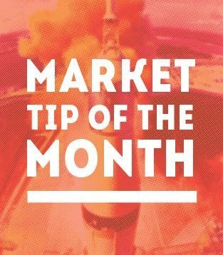 Market Research Tip of the Month: April Issue