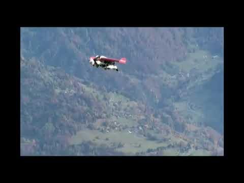Jet Man to go intercontinental