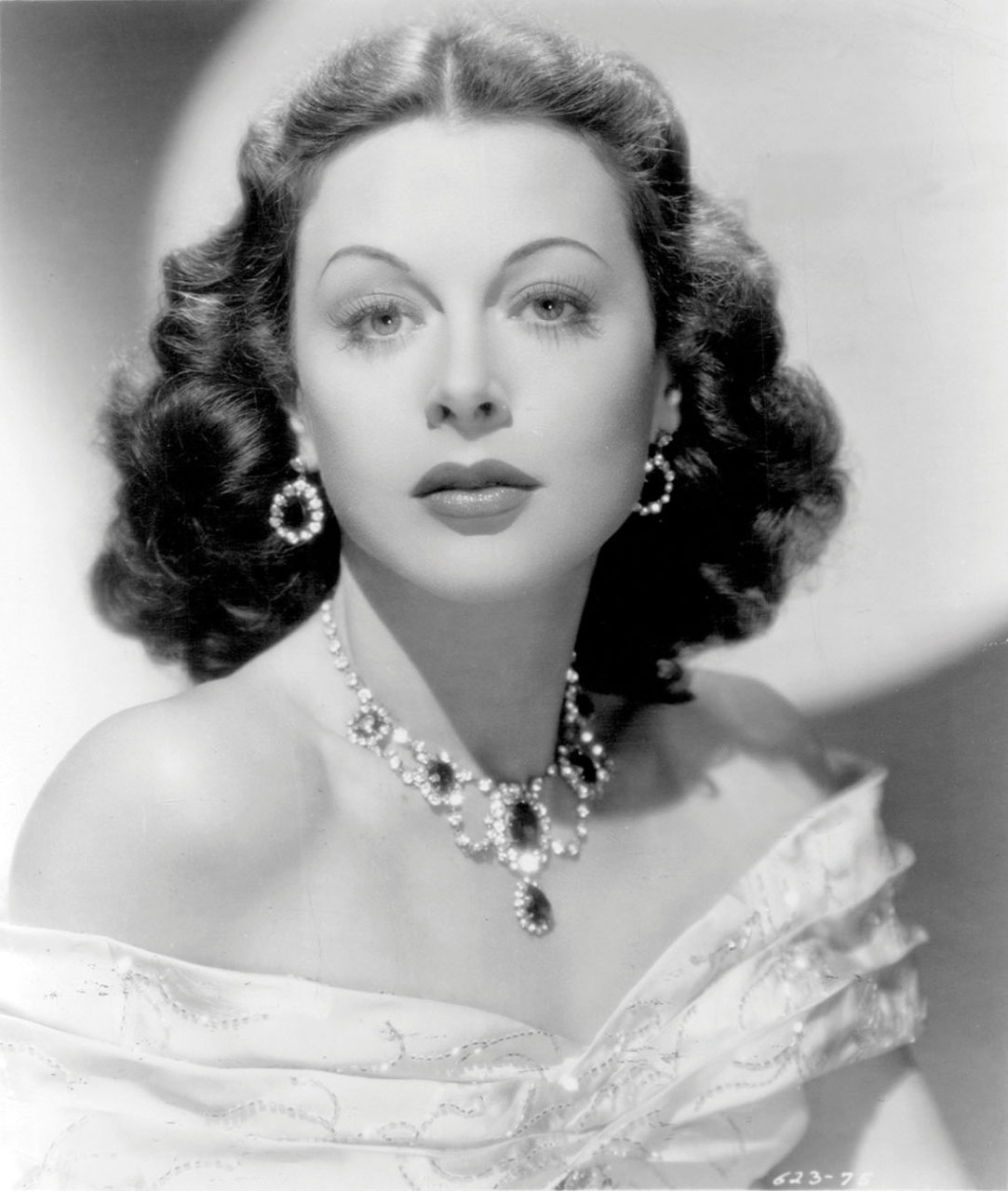 Leading Lady: The Secret Ambitions  of Hedy Lamarr