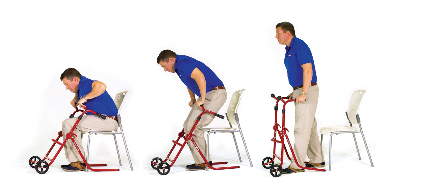The StandUp Walker: A Rising Star In Home Healthcare