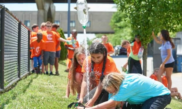 Camp Invention Gears Up