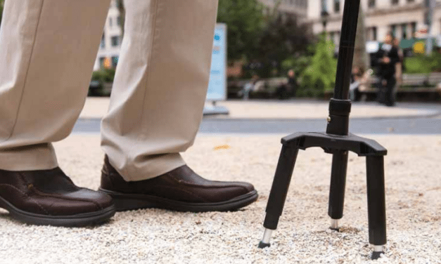 Cane Invention Wins National Competition