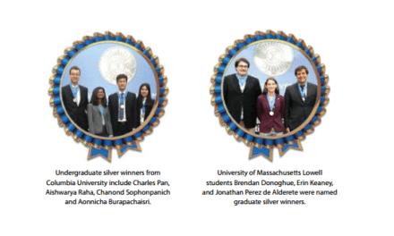 Collegiate Inventor Winners
