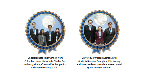 Collegiate Inventor Winners