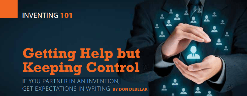 Getting Help but Keeping Control
