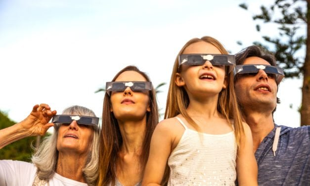 Way-backstory on Eclipse Glasses is Cloudy but Interesting