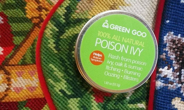 Driven by a green heartbeat: Family's natural first-aid salve mixes passion with success