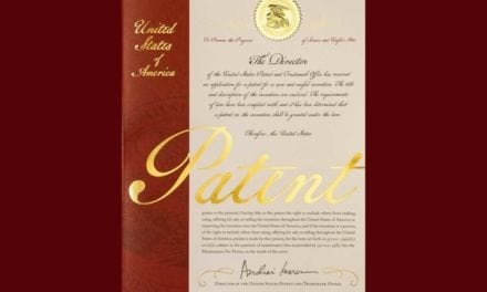 New, stately design for U.S. patents reflects country's history and spirit