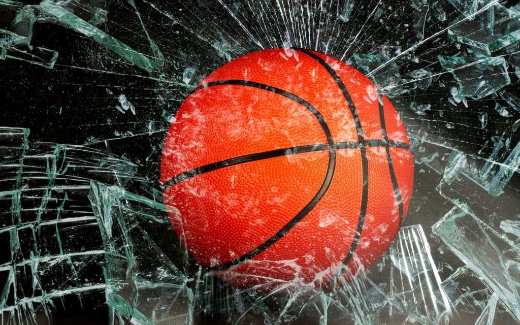 Glass Backboards: A Smashing Success