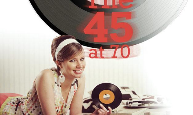 The 45 at 70