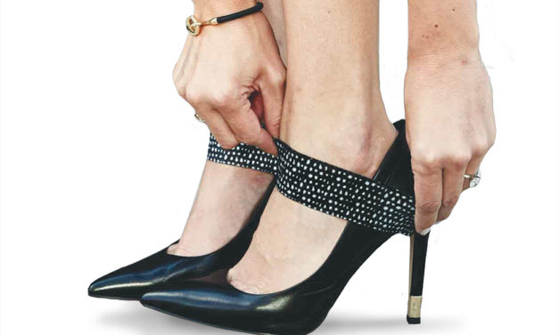 A New Kind of Well Heeled