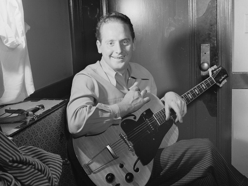 The Birth of American Inventor Les Paul