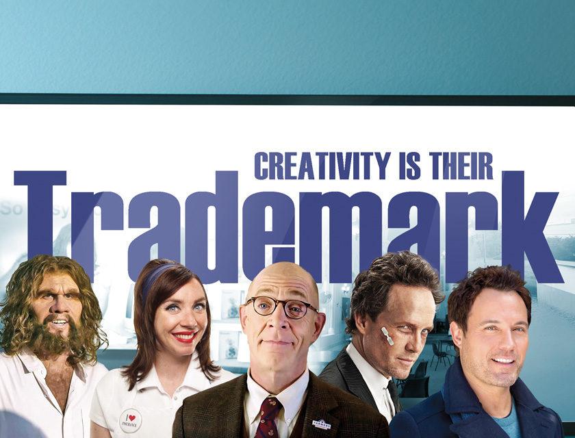 Creativity is Their Trademark