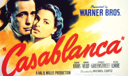 "When was the Movie ""Casablanca"" Copyrighted?"