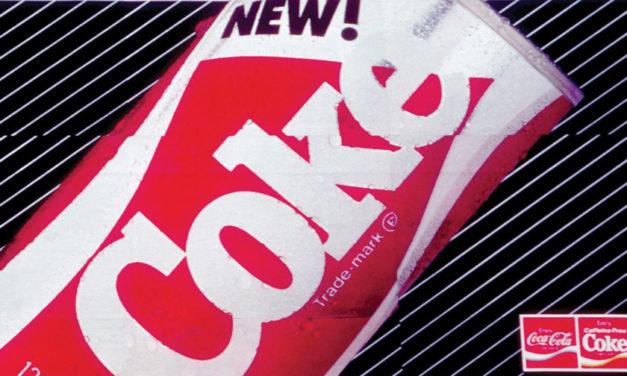 New Coke's Old Debate