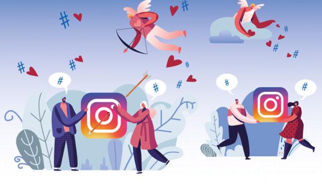 Feel the Love on Instagram