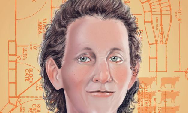 Your USPTO: Trading Card No. 29: Temple Grandin