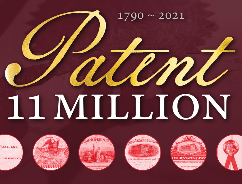 Your USPTO: Magic Moment – 11 Millionth Patent Inspired by the Heart