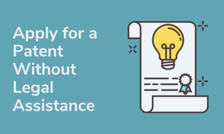 Can You Apply for a Patent Without Legal Assistance?
